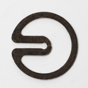 Låsclips Zundapp/Puch mfl. 17mm