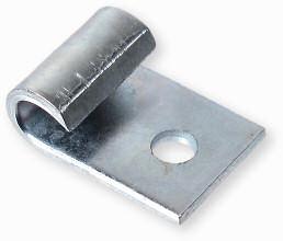 Beslag batteriband Piaggio APE50