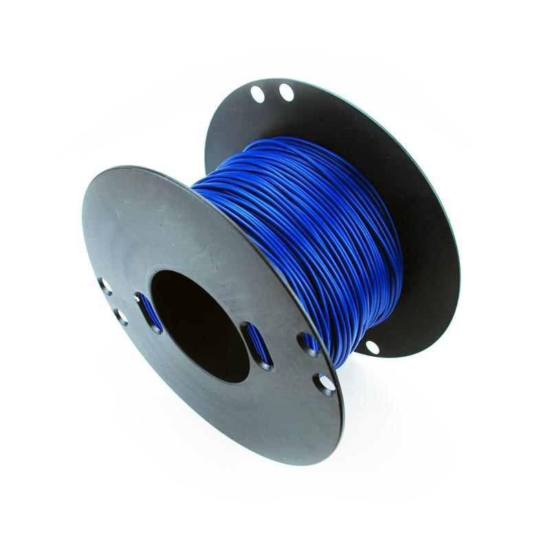 Elkabel blå 0.75 kvadrat