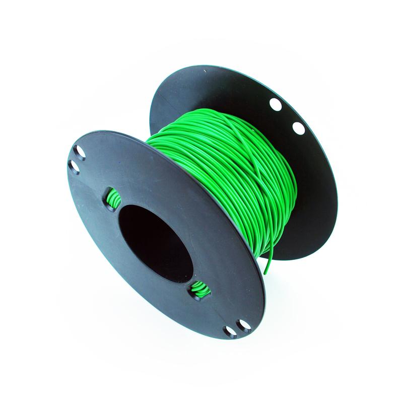 Elkabel Grön 0.75 kvadrat