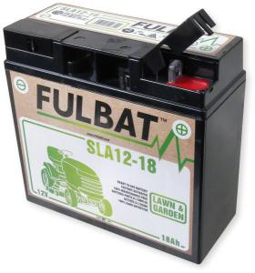 Batteri gräsklippare SLA 12-18 18 amp Fulbat