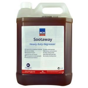 Avfettningsmedel NCH Sootaway 1 liter