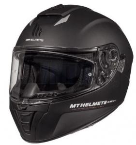 Integralhjälm för moped