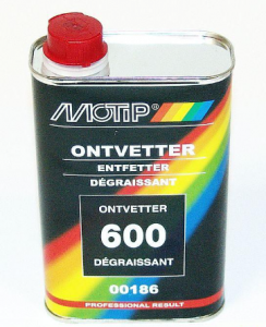 Avfettingsmedel Motip 500ml
