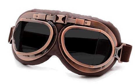 Goggles vintage bruna tonade