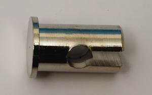 Hålnippel för handtagsgrepp 8x15mm