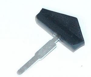 Tändningsnyckel svart Puch/Zundapp