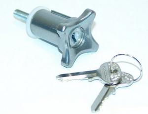 Kåpskruv Zundapp med lås