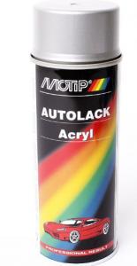 Sprayfärg Acryl silver 400ml Motip 55200