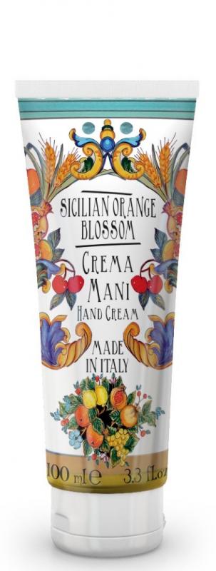 Maioliche Hand Cream Sicilian Orange Blossom 100ml