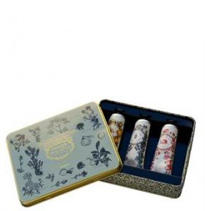 Tin Gift box 3 Hand Creams