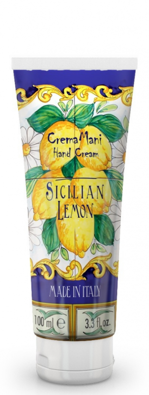 Maioliche Hand Cream Sicilian Lemon 100ml