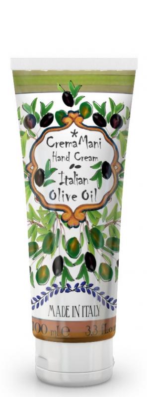 Maioliche Hand Cream Tuscan Oliv Oil 100ml