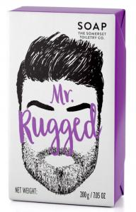 MR Rugged Wrapped Soap 200gr