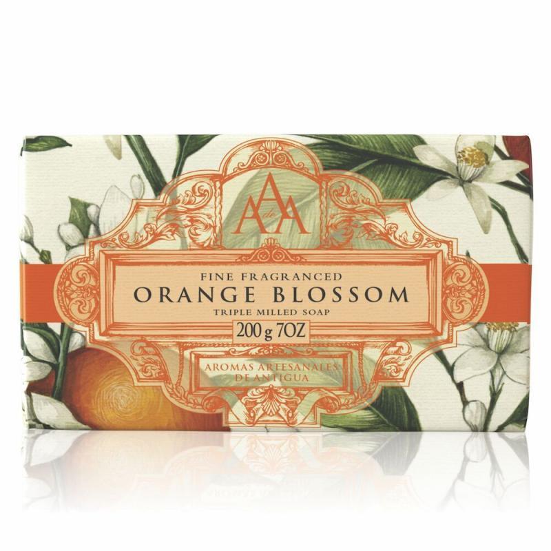 Soap Orange Blossom 200g
