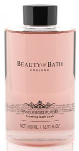 Foaming bath Soak Vanilla Baies Roues 500ml