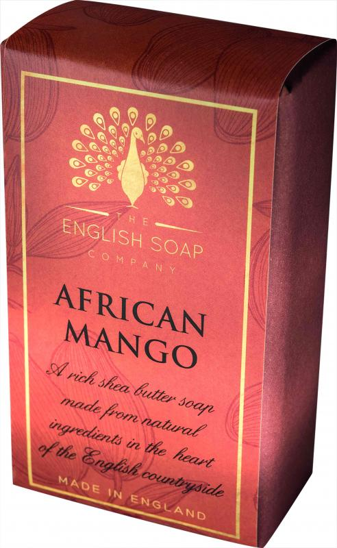 Pure Indulgence Soap 200g African Mango