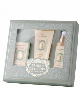 Almond Gift set- Body Lotion, Shower gel , Hand cream