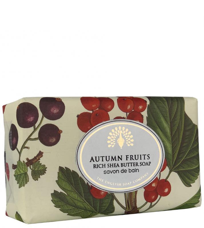 Vintage Autumn Fruits Soap 200gr