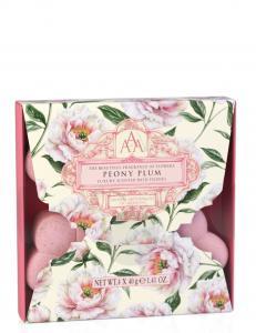 Bath Fizzser Peony Plum set 30g