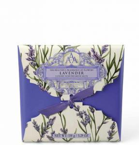 Bath Salts Sachet Lavender 150g
