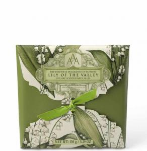 Bath Salts Sachet Lily of the Valley 150g