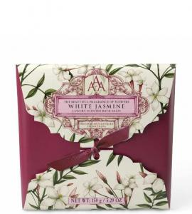 Bath Salts Sachet White Jasmine150g
