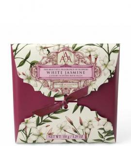 Bath Salts Sachet White Jasmine150g