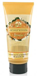 Bath & Shower Gel Orange Blossom 200ml