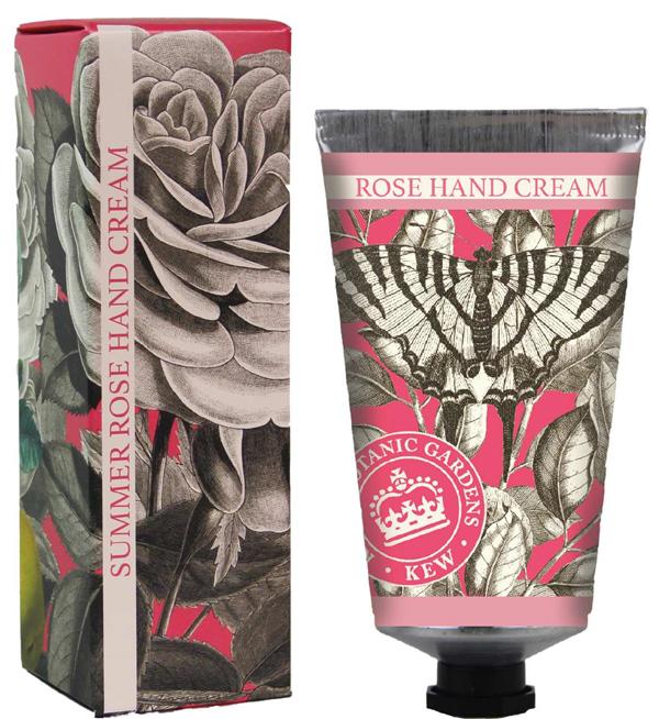 Summer Rose Hand Cream 75 ml