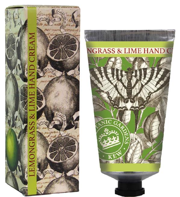 Lemongrass & Lime Hand Cream 75 ml