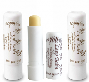 Lip Balm Bee you tiful Propolis, Honey & Camomille 5,5ml