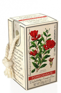 Soap on a Rope Pomegranate 230gr