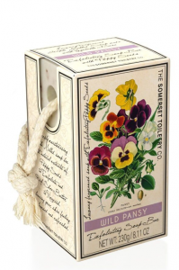 Soap on a Rope Wild Pansy 230gr