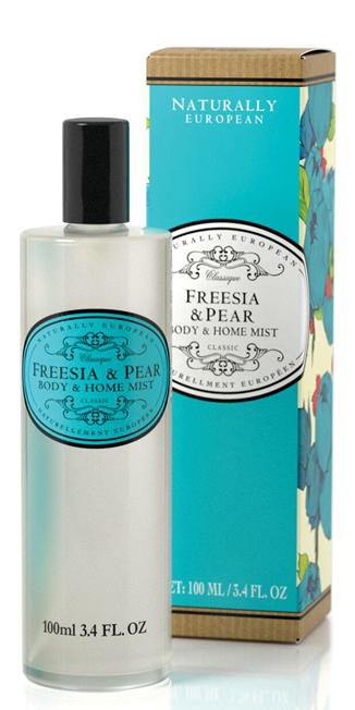 Body & Home Mist Freesia & Pear 100ml