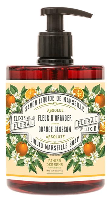 Marseille Soap Orange Blossom 500ml