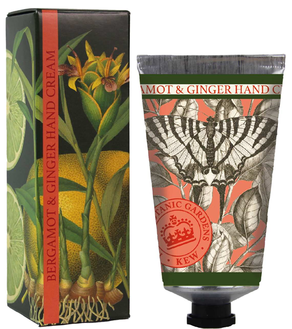 Bergamot & Ginger Hand Cream 75 ml