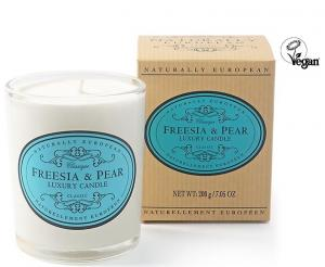 Candle Freesia & Pear 200g