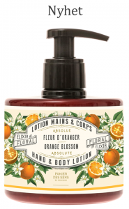 Hand & Body Lotion Orange Blossom 300m
