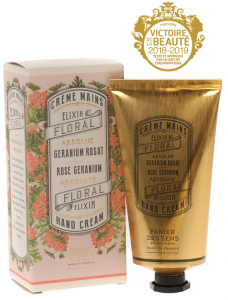 Hand Cream Rose Geranium 75ml