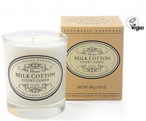 Candle Milk Cotton 200g