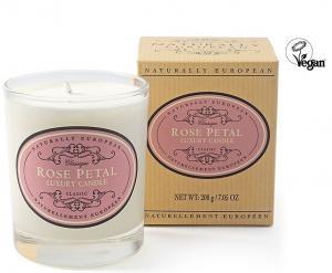 Candle Rose Petal 200g