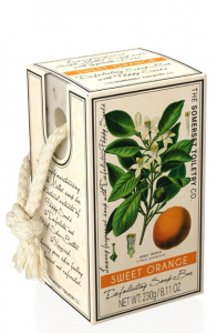 Soap on a Rope Sweet Orange 230gr