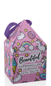 Beautifil Bath Salt Marshmallow