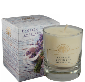 Pure Soya Candle 170 g English Lavender