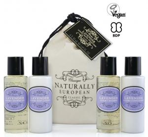 Travel Set Lavender