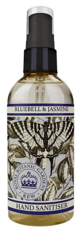 Hand Sanitiser spray Bluebell & Jasmine 100ml
