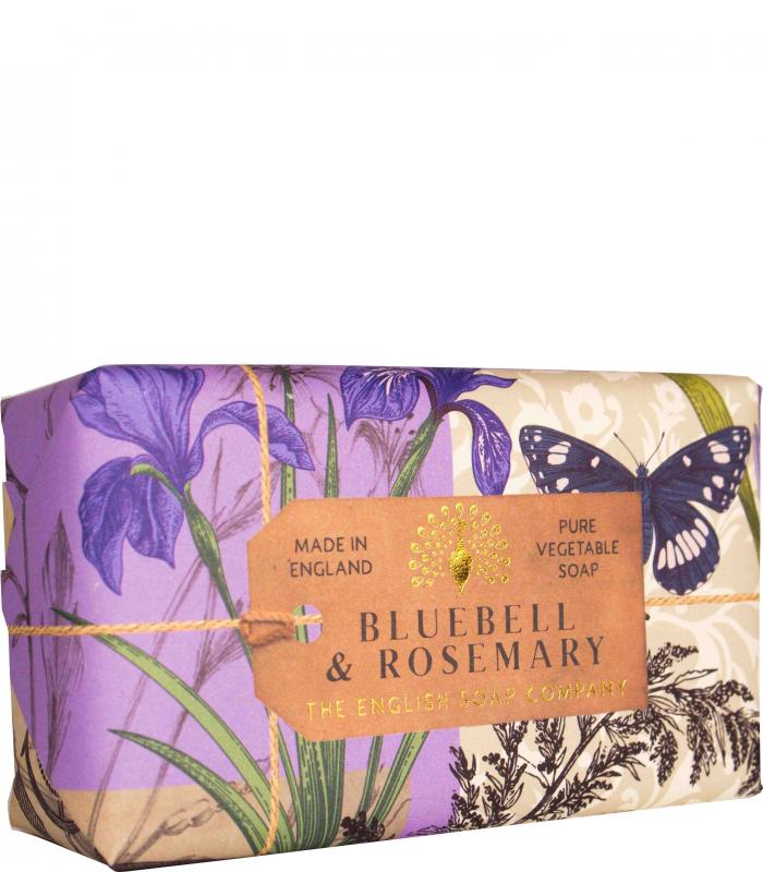 Anniversary Soap Bluebell & Rosemary 200gr