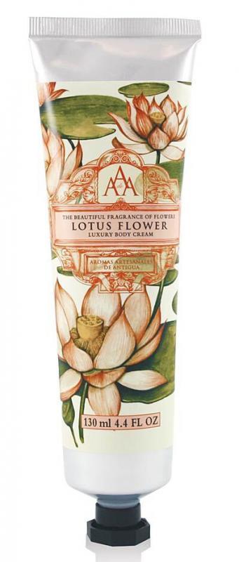 Body Cream Lotus Flower 130ml