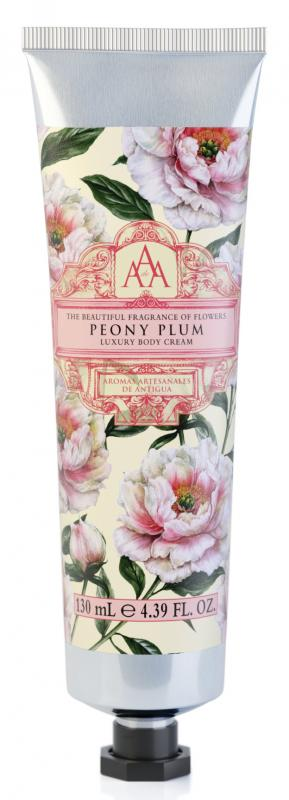 Body Cream Peony Plum 130ml
